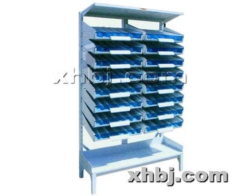 香河板金网提供生产金属喷塑双列西药架厂家