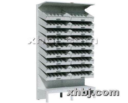 香河板金网提供生产喷塑双列西药架厂家