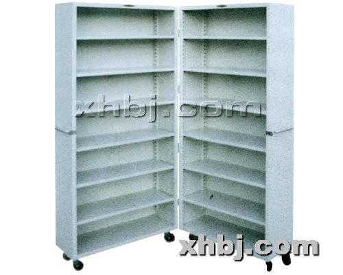 香河板金网提供生产金属喷塑折式14格西药柜厂家