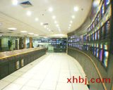 孝感控制中心电视墙
