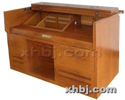 香河板金网提供生产木纹转印前后推式讲台厂家