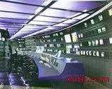 弧形监控电视墙