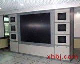 钢制监控电视墙