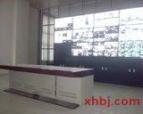 弧形福建安防电视墙柜