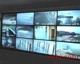 分组拼装式电视墙