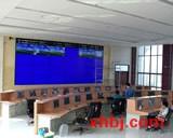 天津控制中心电视墙