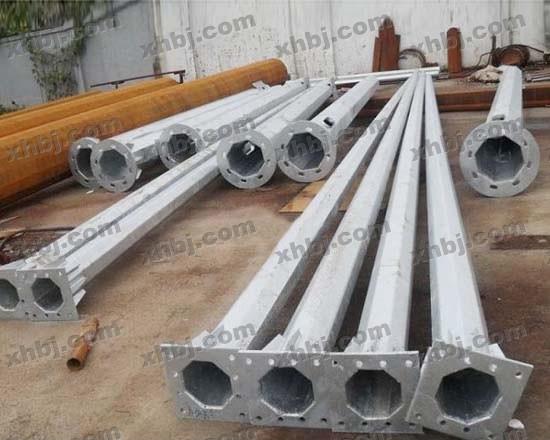 香河板金网提供生产北京小区监控立杆厂家