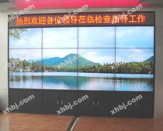 香河板金网提供生产特制电视墙