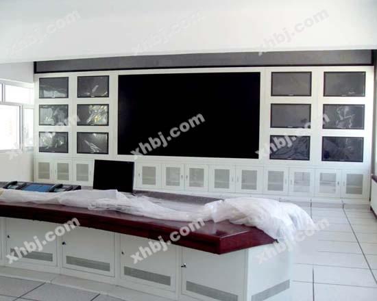 香河板金网提供生产XTF电视墙