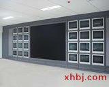 大屏幕液晶背头电视墙