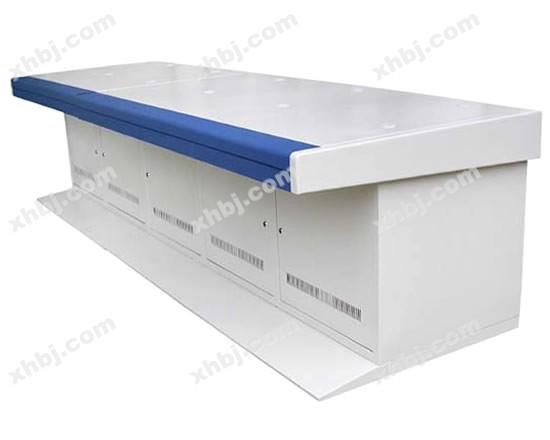 香河板金网提供生产平平式操作台