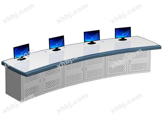 香河板金网提供生产新款平台式监控操作台厂家