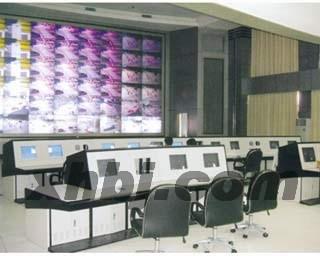 交通指挥中心控制台