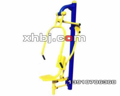 香河板金网提供生产坐推器(单人)厂家