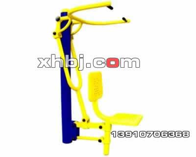 香河板金网提供生产坐拉器(单人)厂家