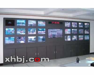 杭州市市政公用局电视墙