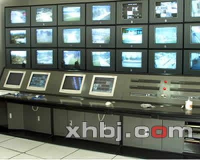 监测台电视墙