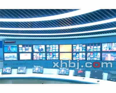 电视台电视墙
