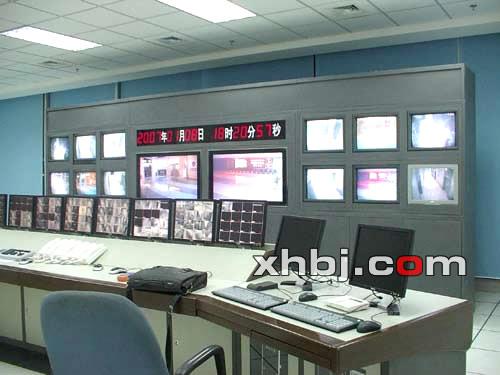 中南海电视墙