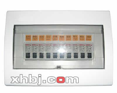 家庭照明配电箱(图)