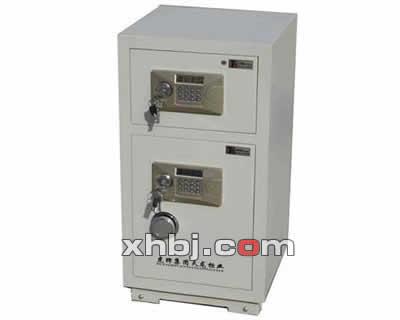全钢电子密码保险柜(双门型)