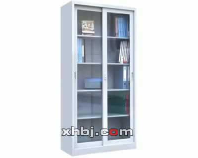 高身移玻璃门柜