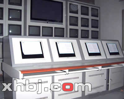 广西电视墙工程案例