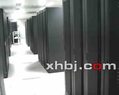 黑龙江机柜工程案例