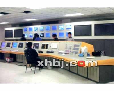 工商银行监控中心电视墙