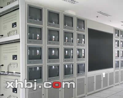 中国南京电视台电视墙