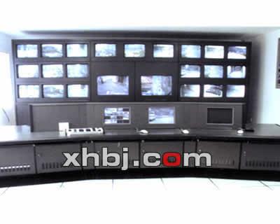 北京市海淀区政府监控中心电视墙