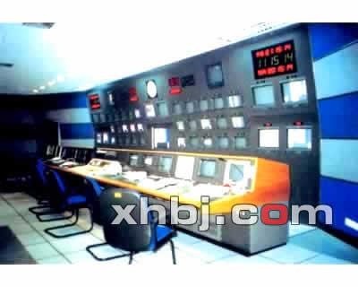 天津演播控制室操作台