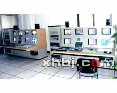 河北演播控制室操作台
