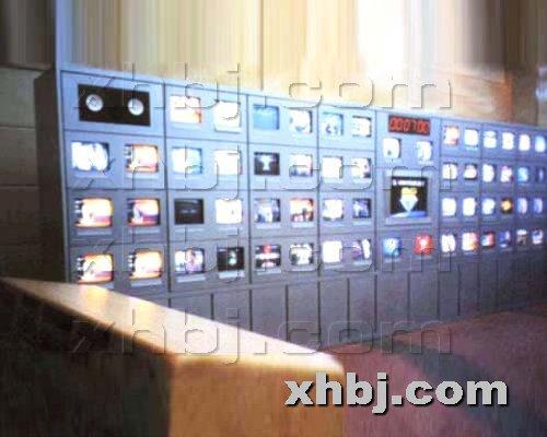 广播电视总局电视墙