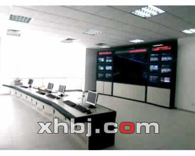 北京高速公路监控中心操作台