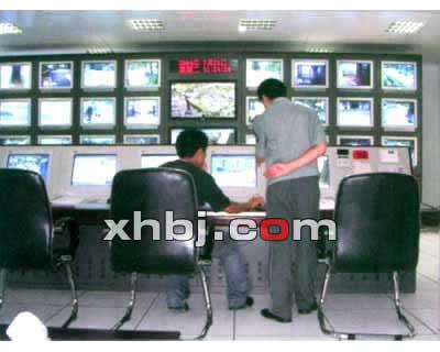 警察学院电视墙