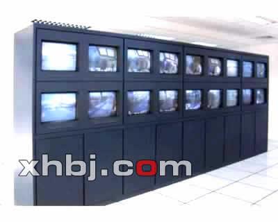 郑州高速公路监控中心电视墙