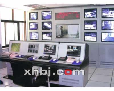 军事博物馆监控中心电视墙