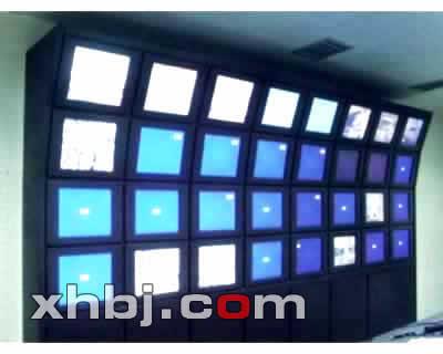 人防电视墙工程