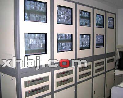 银行监控中心电视墙