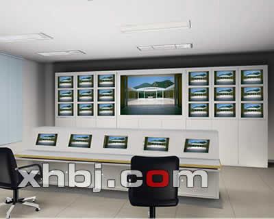 上海高速公路监控中心电视墙