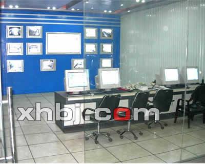 商场监控中心电视墙