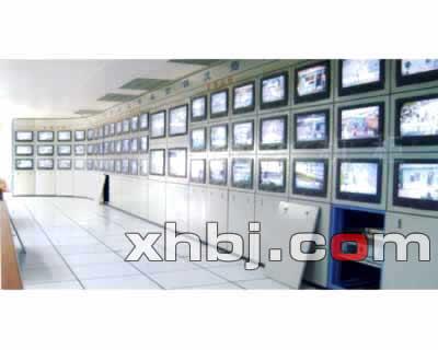 市场监控中心电视墙