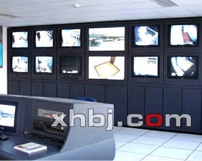 太原煤矿监控中心电视墙