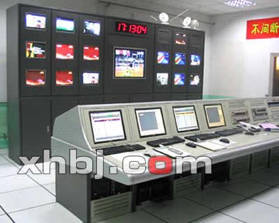 南京公安局监控中心电视墙