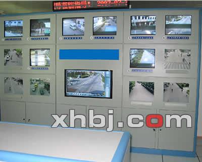 政府监控中心电视墙