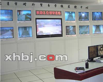 成都公安局指挥中心电视墙