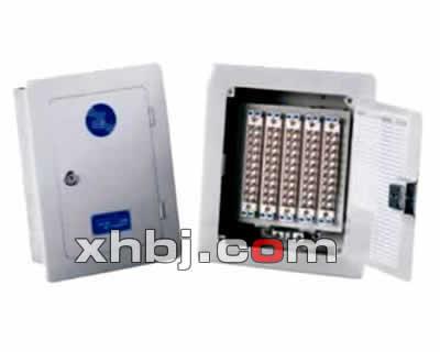 壁嵌式电话分线箱