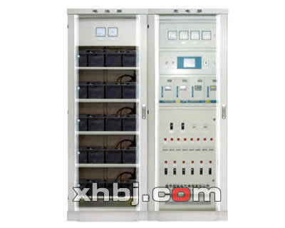 网门结构电源柜