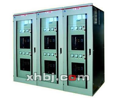 玻璃门结构电源柜